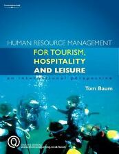 Human Resource Management for the Tourism, Hospitality and Leisure: An-ExLibrary