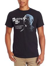 Authentic BREAKING BAD Heisenberg Universe Quote T-Shirt S NEW