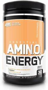 Optimum Nutrition Amino Energy - 270 g Dose (7,37 EUR/100 g)