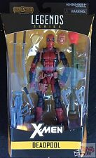 "DEADPOOL X MEN Hasbro Marvel Legends 2016 6"" Inch Action FIGURE"