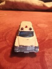 MATCHBOX Series No 54 S&S CADILLAC AMBULANCE  by Lesney