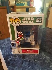 Funko Pop! R2-D2 - Holiday #275~ New~ Mint Condition~ Star Wars Series~