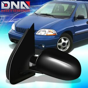 For 2003 Ford Windstar Folded Powered Adjustment Left Driver Side View Mirror