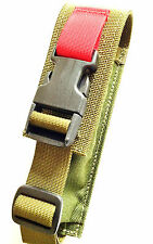 OD Tactical Combat Medic Epipen Morphine auto injector Holder w/MALICE