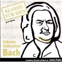 KLASSIK FÜR KIDS - BACH CD NEU