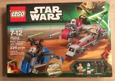 LEGO Star Wars 75012 BARC Speeder w/Sidecar Captain Rex Mini Figure FREE SHIP