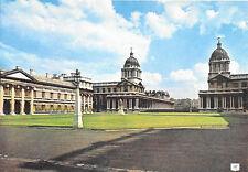 London Greenwich THE ROYAL NAVAL COLLEGE A Walter Scott Postcard Ref:18975