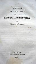 ANTICO EGITTO ARCHITETTURA