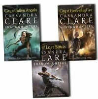 The Mortal Instruments 3 Books Collection Pack by Cassandra Clare Book 4, 5, 6