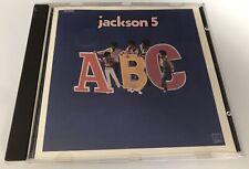 Michael Jackson Jackson 5 ABC Cd Album