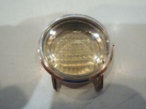 Vintage Longines 3417 Flagship GOLD 18K CASE ONLY