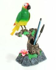 Tech Tools Talking Parrot  Kids Toy Pen Holder#BC505G