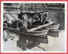 1941 British Fording River Anti-Tank Gun Northern Ireland Original News Photo