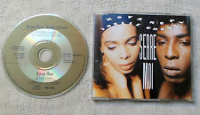 "CD AUDIO FR/ KOVA REA / JOELLE URSULL ""SERRE MOI"" CD SINGLE PROMO 1991 2 TRACK"