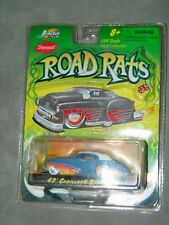 Diecast 1:64 Scale Cat Jada Road Rats 42' Cadillac Series 62 new in pack