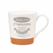 Churchill Chasing Rainbows Wake Up Morning Tea Coffee Mug, 300ml