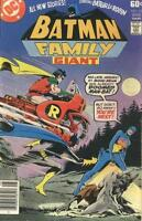 BATMAN FAMILY #12 VG/F, BATGIRL, ROBIN, Marshall Rogers A, DC Comics 1977