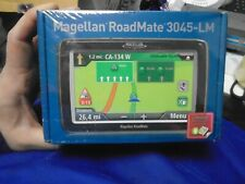 Magellan RoadMate 3045-LM Automotive GPS Receiver NEW Sealed