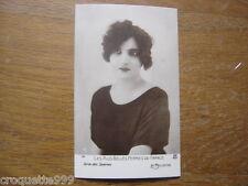 carte postale ancienne CPA Postcard LES PLUS BELLES FEMME DE FRANCE la peluche