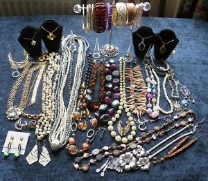 Job Lot of Vintage Jewellery
