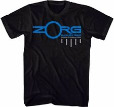 The Fifth Element Movie Zorg Weapon Systems Licensed Adult T-Shirt
