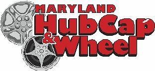 Maryland Hubcap and Wheel