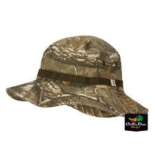 NEW BROWNING COOPER BUCKET HAT BOONIE CAP BUCKMARK LOGO REALTREE XTRA CAMO