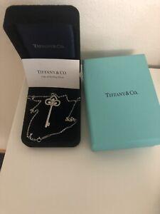 Tiffany & Co Anhänger Schlüssel *925 Silber 5 cm groß