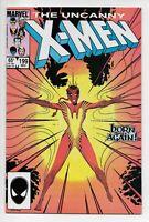 The Uncanny X-Men #199 (1985 Marvel) VF/NM App 1st Rachel Summers - 2nd Phoenix