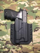 Black Kydex Light Bearing Holster SIG P226R Streamlight TLR-1s / TLR1