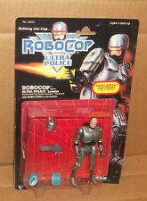 1988  Kenner Robocop Leader Ultra Police Action Figure MOC