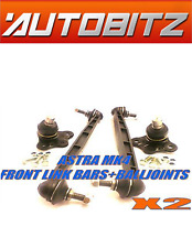 FITS ASTRA MK4 G 1998-2006 FRONT ANTI ROLL BAR LINKS & BALLJOINTS X2 BRAND NEW