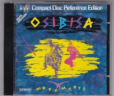 OSIBISA - MOVEMENTS CD ALBUM IN-AKUSTIK © 1997/ CD NEAR MINT!