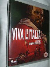 Viva L'Italia (Roberto Rossellini)  BLU RAY  NEW SEALED Arrow Academy
