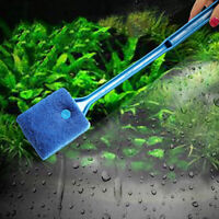 Aquarium Poisson Nettoyage Éponge Lavette Brosse Épurateur Algues Solvant