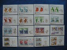 Korea Stamp Collection OG MNH VF ( 74 )