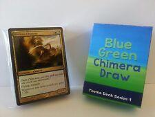MTG Standard & Theme Decks - Blue Green Chimera Draw Magic the Gathering