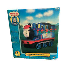 Thomas & Friends Train Airblown Inflatable Christmas Blow Up Gemmy 6 Feet