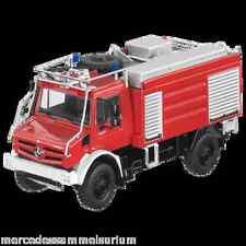 Mercedes Benz Unimog U 5023 Feuerwehr 1:50 Neu NZG OVP