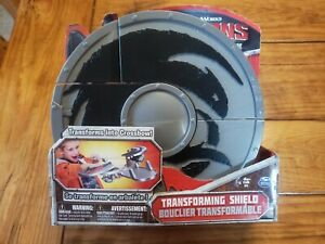 How to Train Your Dragon Dreamworks Defenders of Berk Transforming Shield New