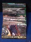 Godzilla+Trading+Card+Base+Set+Of+72+Cards+by+Inkworks