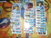 1974 1975 Topps Baseball Twins Lot 46 Cards Poor-Ex Cond