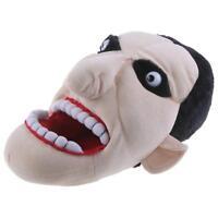 Graf Dracula Vampir Hausschuhe Pantoffel Schlappen Plüsch Herren Schwarz 36-45