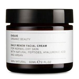 Daily Renew Facial Cream by Evolve Organic Beauty RRP $52.95