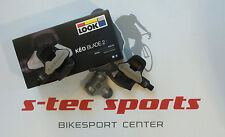 LOOK KÈO BLADE 2 Cr Pedale Rennrad schwarz Pedals Road Carbon black Cleats Grip
