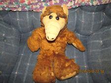 Vintage 1986 Talking Alf Doll (No Voice box) Plush Stuffed Animal alien coleco