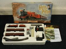 Hornby Harry Potter Train Set Secrets Hogwarts Castle Express Bachmann Hall.