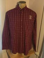 Stanford University Antigua Mens Large Longsleeve Button Down Shirt MSRP $59.99