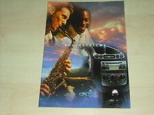 51517) Ford Audiosysteme Prospekt 03/1999