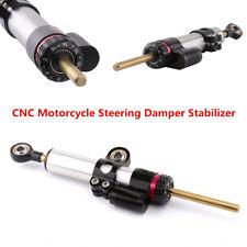 "10"" Motorcycle CNC Steering Damper Stabilizer for Honda Yamaha Suzuki Kawasaki"